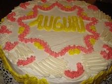 torta alla crema di limoncello