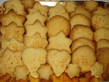 biscotti agli agrumi e cocco