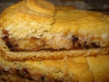 fetta crostata ripiena