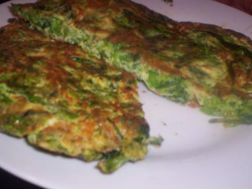 frittata di broccoli