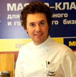 Chef Luigi Ferraro