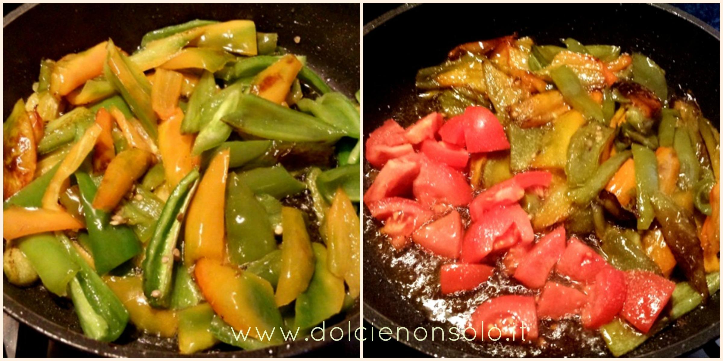 peperoni e pomodoro