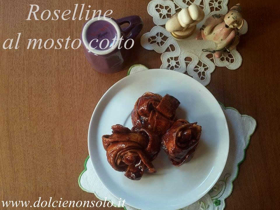 roselline al mosto cotto