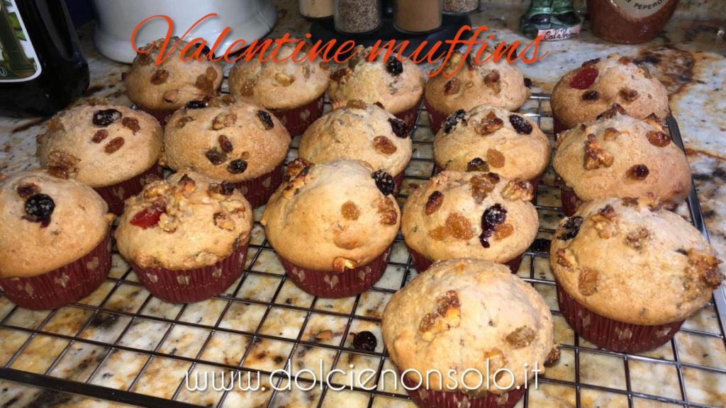 muffins di san valentino valentine muffins